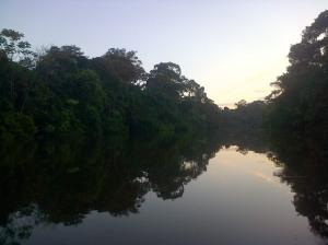 ultimul răsărit pe râu