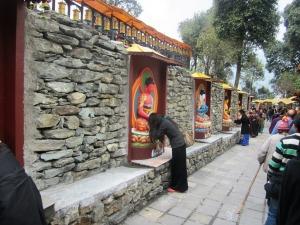 omagiu tuturor buddhas şi bodhisattvas