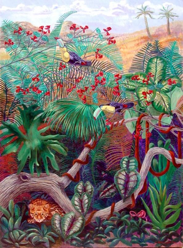 velvet jungle