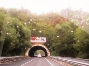 tuneluri prin munţii bulgăreşti