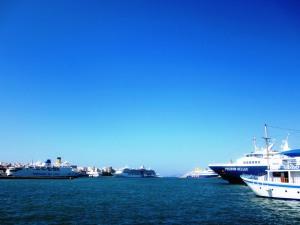 marile porturi, marile vase, căile de apă