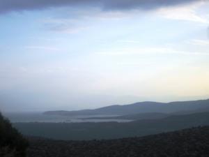 spre Golful Corintului