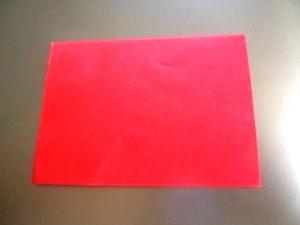 biletul roşu