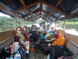 2013 group heading to the Jungle