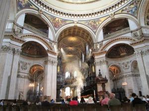 ceremonie la ST Paul