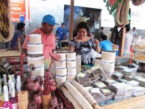 la vânzătorii de mapacho