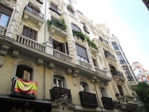 Madrid, familiar