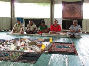 conciliul şamanic
