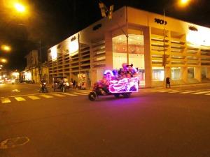 viziuni în noaptea de Iquitos