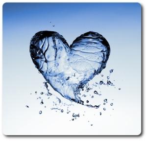 să iubeşti ca apa